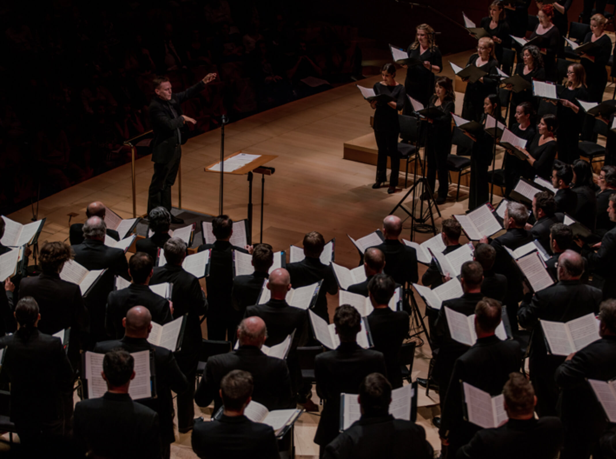 Meet the los angeles master Chorale