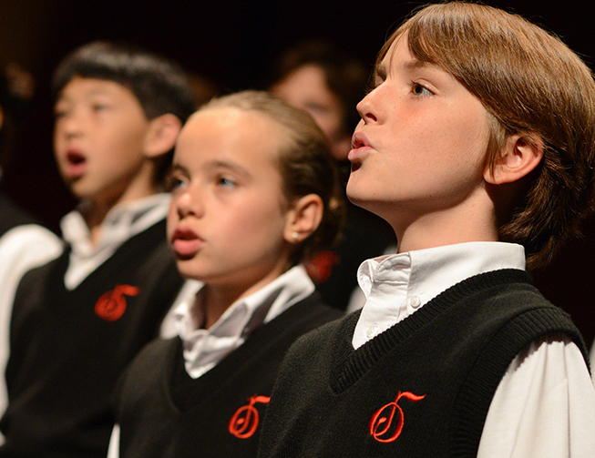Featured ShowNational Children's Chorus