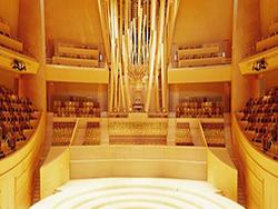 Arlene Schnitzer Concert Hall Seating View Elcho Table - Schnitzer concert hall seating