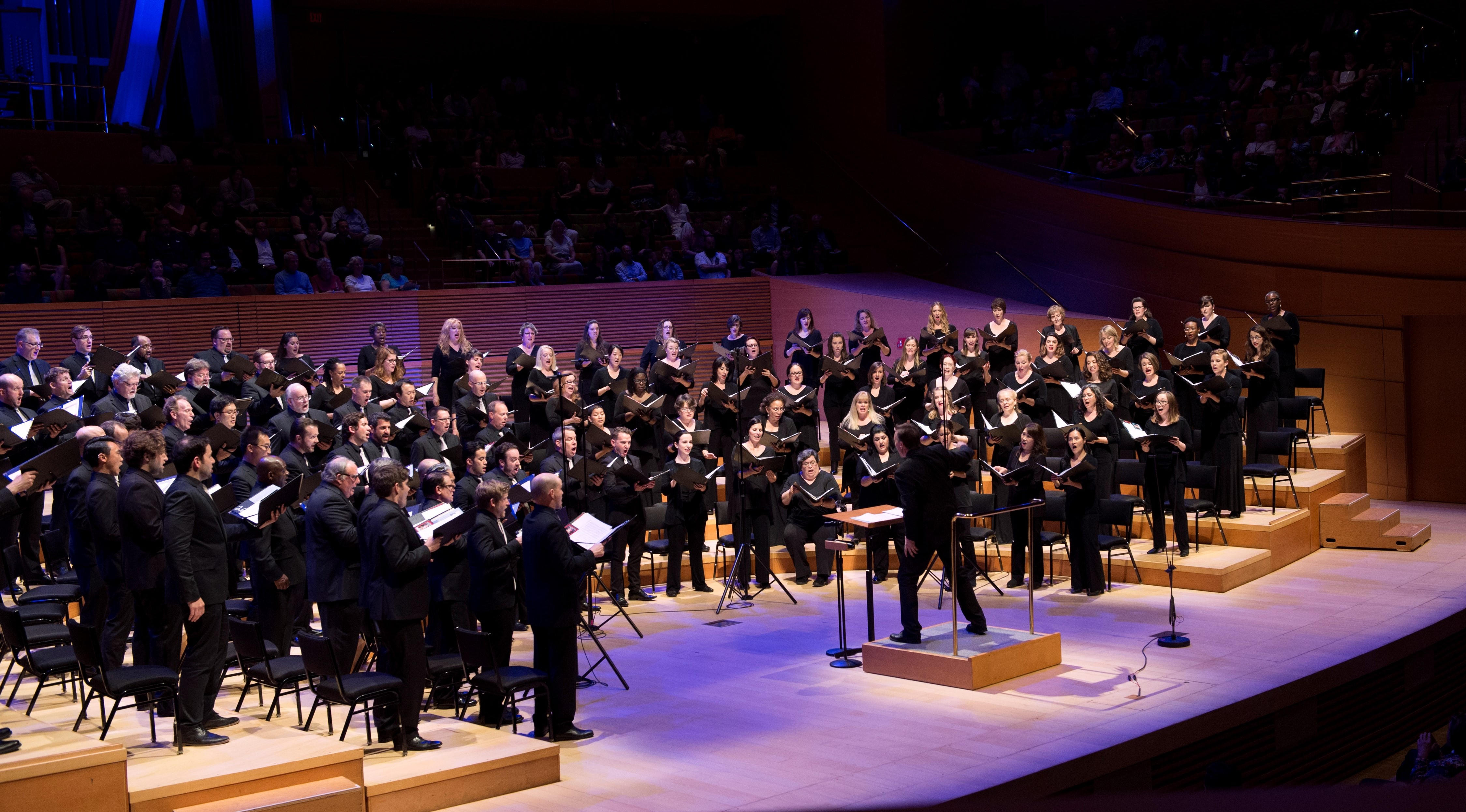 Los Angeles Master Chorale Receives Challenge Grant from Abbott L. Brown Foundation to Establish Leadership Circle