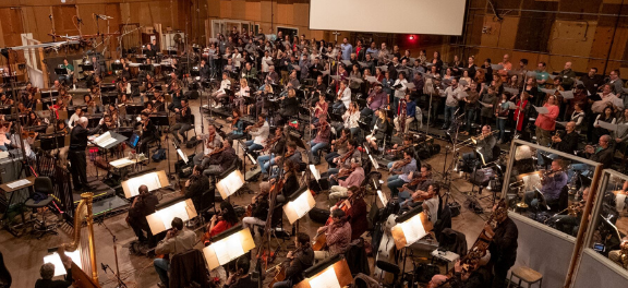 Los Angeles Master Chorale On New Star Wars Soundtrack