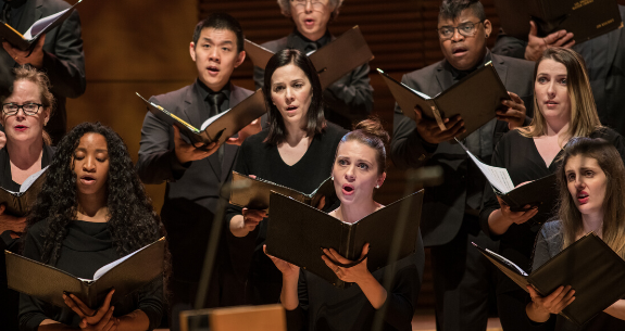LOS ANGELES MASTER CHORALE POSTPONES 2020-21 SEASON